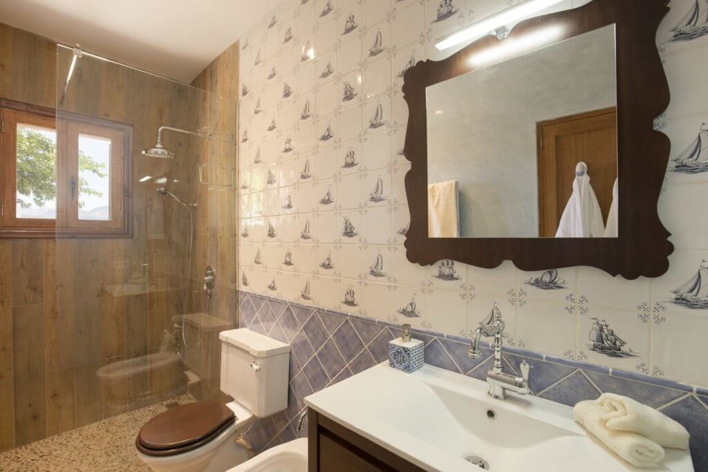 Double Room with Shower, WC, Bidet - Espouet