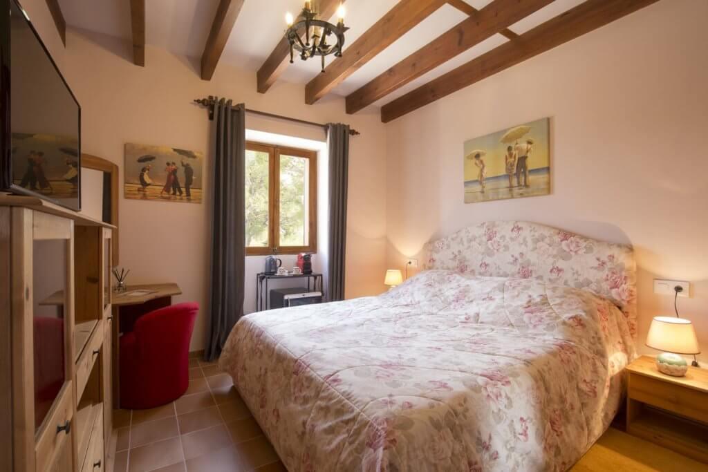 EsPouet Suite: second bedroom