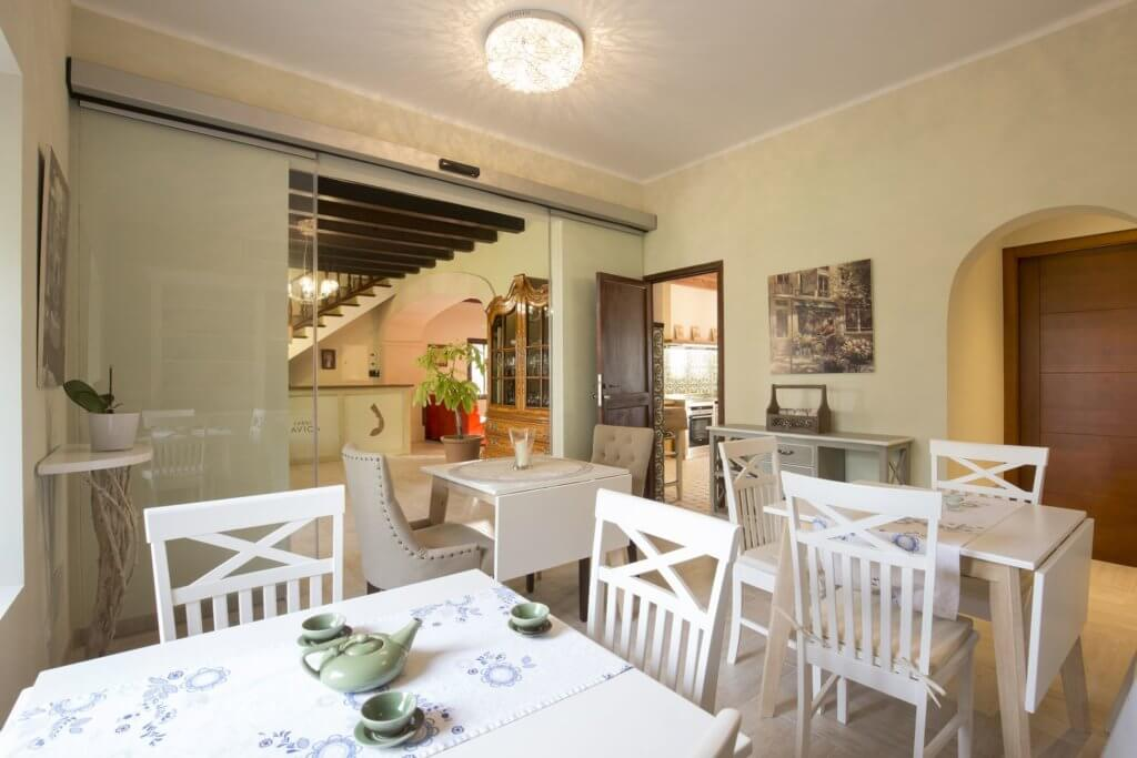 Reception - Dinner Room - Kitchen